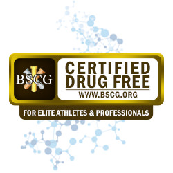BSCG - banned substances control group sports certification