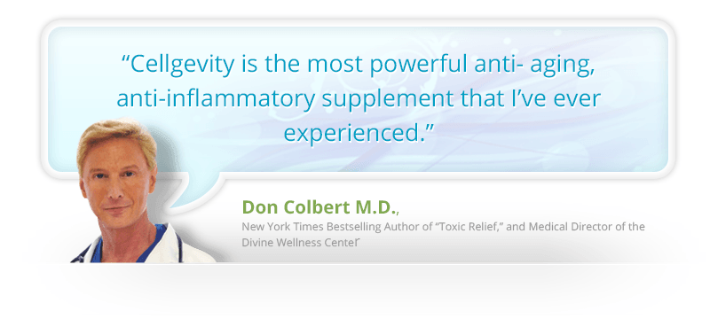 Doctor Don Colbert Max International testimonial