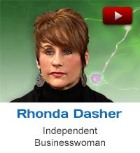 testimonial Rhonda Dasher personal trainier