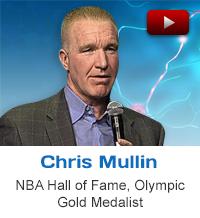 testimonial Chris Mullin Olympic Gold Medalist